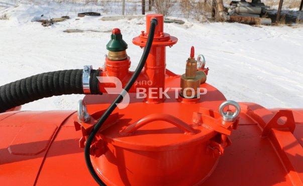 АКН-10ОД КАМАЗ-43118 АТЕХ