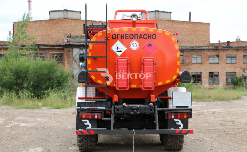 АТЗ-12 КАМАЗ-43118 Cummins