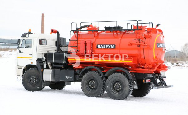 МВС-10 КАМАЗ-43118
