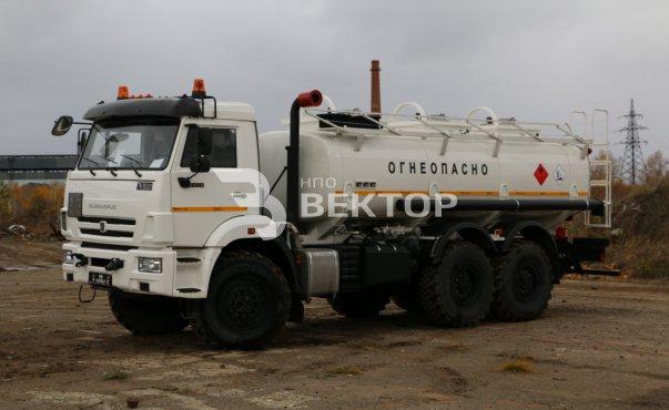 АТЗ-12 КАМАЗ-43118 СНГ