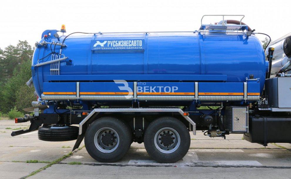 МВС-18 МАЗ-6312C9