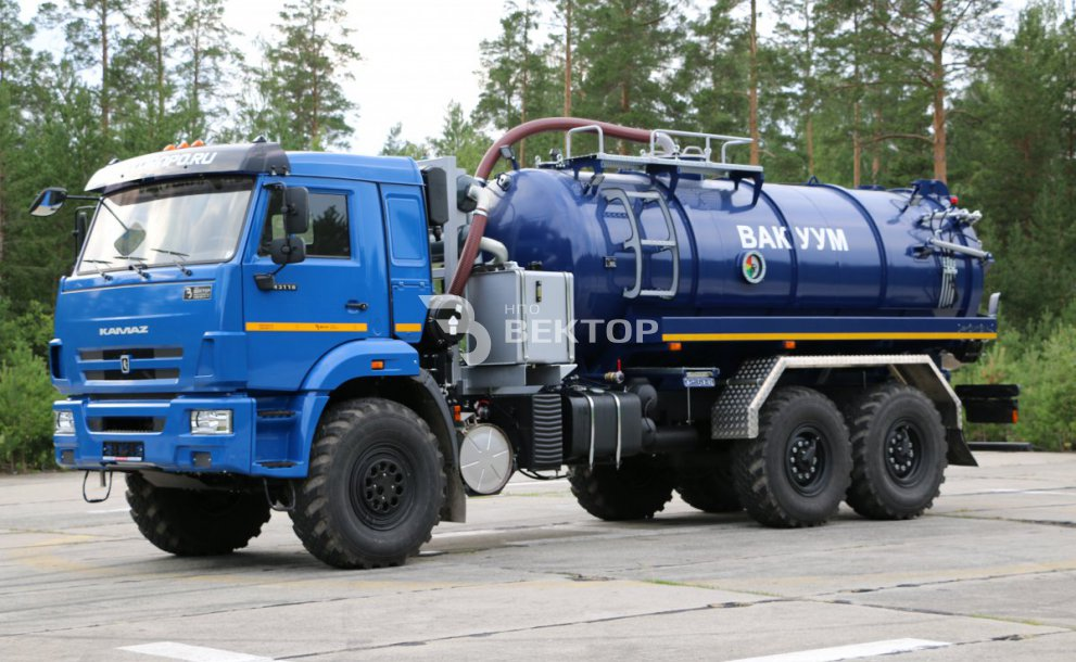 МВС-10+2 КАМАЗ-43118 Cummmins