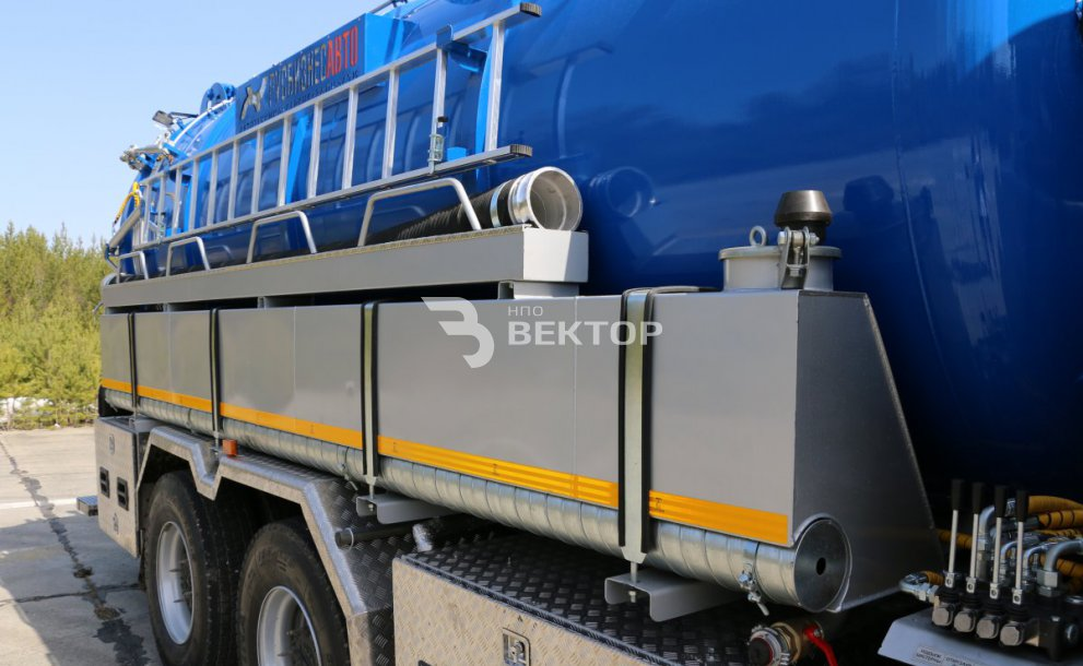 МВС-18 Геркулес Double HOTBOX МАЗ-6312C9 24/7