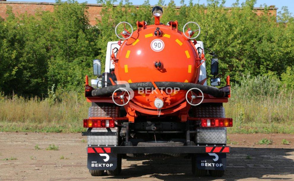 МВС-3,5 ГАЗ NEXT (мод. 2019 г.)