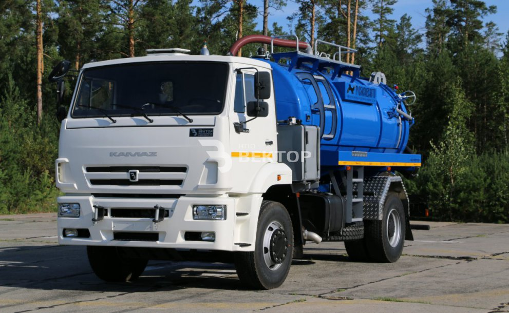 МВС-8+2 КАМАЗ-53605