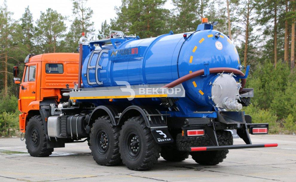 МВ-10 ТЛ740 КАМАЗ-43118