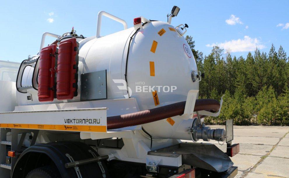 АКН-4 ГАЗ NEXT