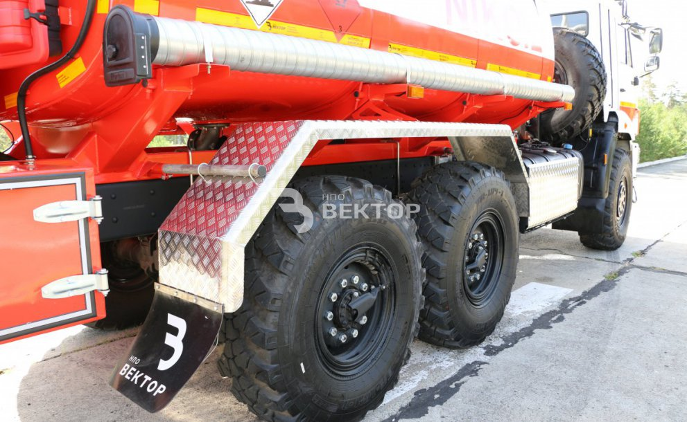 АТЗ-10 КАМАЗ-43118 BIZNES