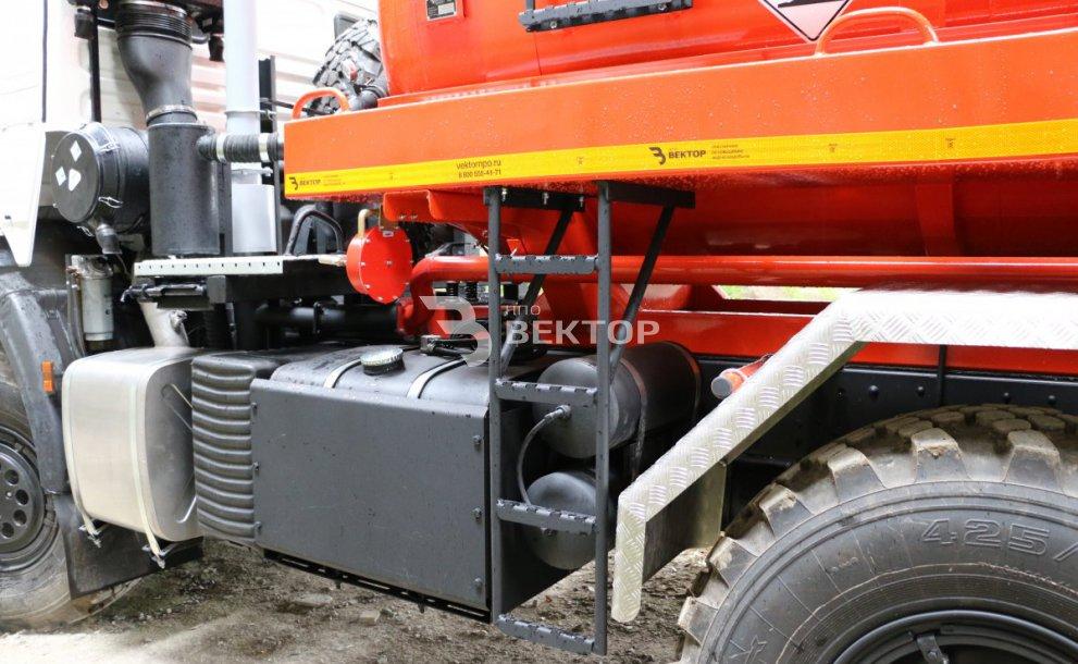 АКН-10ТЛ600 КАМАЗ-43118 VEKTORBIZ