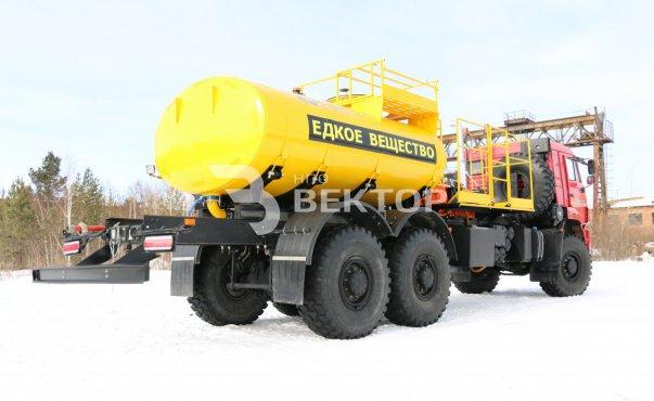 СИН-32.64 на базе КАМАЗ-65222