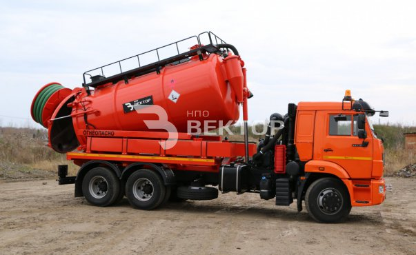АКНС-14 КАМАЗ-65115