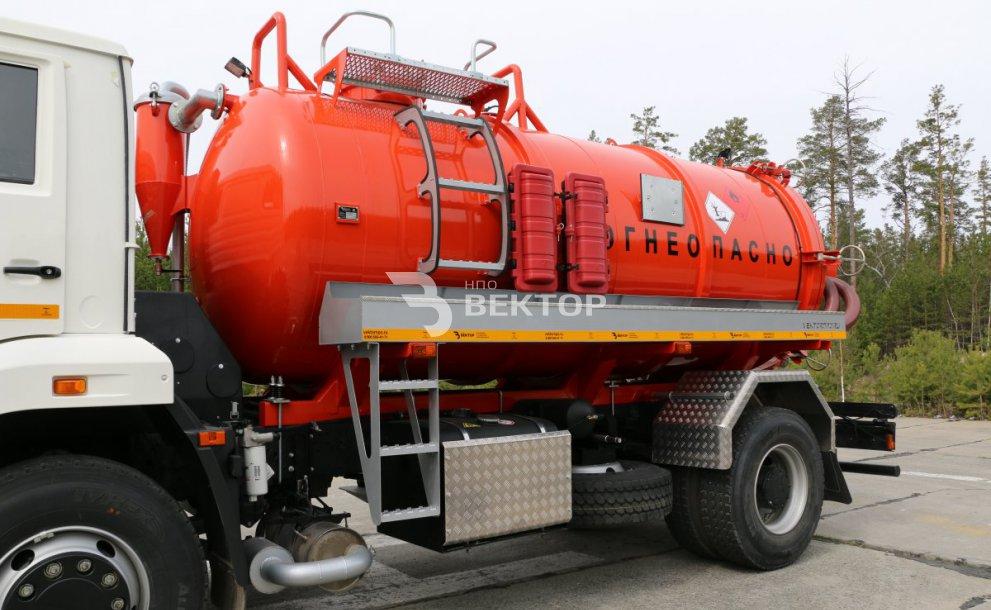 АКН-10 КАМАЗ-53605