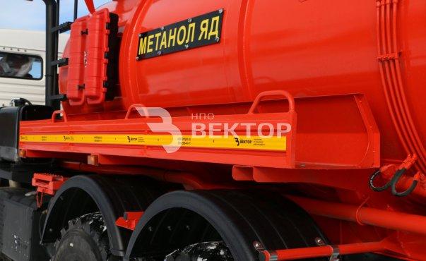 АКНСМ-10 КАМАЗ-43118 (Метанол)