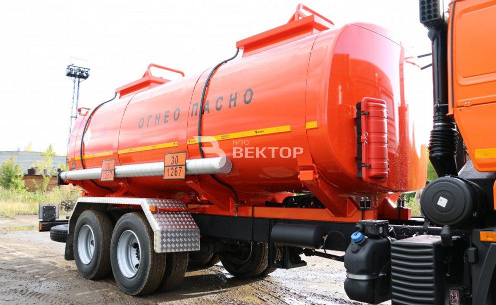 АТЗ-17 КАМАЗ-65115 VEKTORBIZ