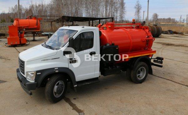 АКНС-3,5 на шасси ГАЗ NEXT
