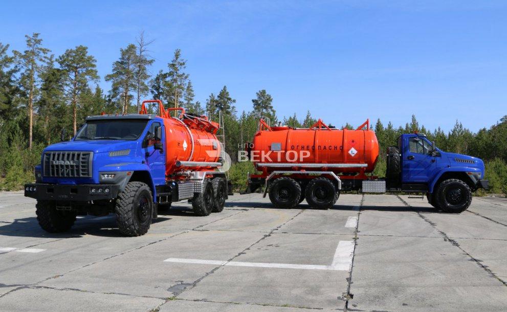 АЦМ-10 Урал NEXT