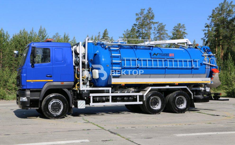 МВС-18+2 Геркулес NEXT GEN2 МАЗ-6312C9 24/7 + Консоль