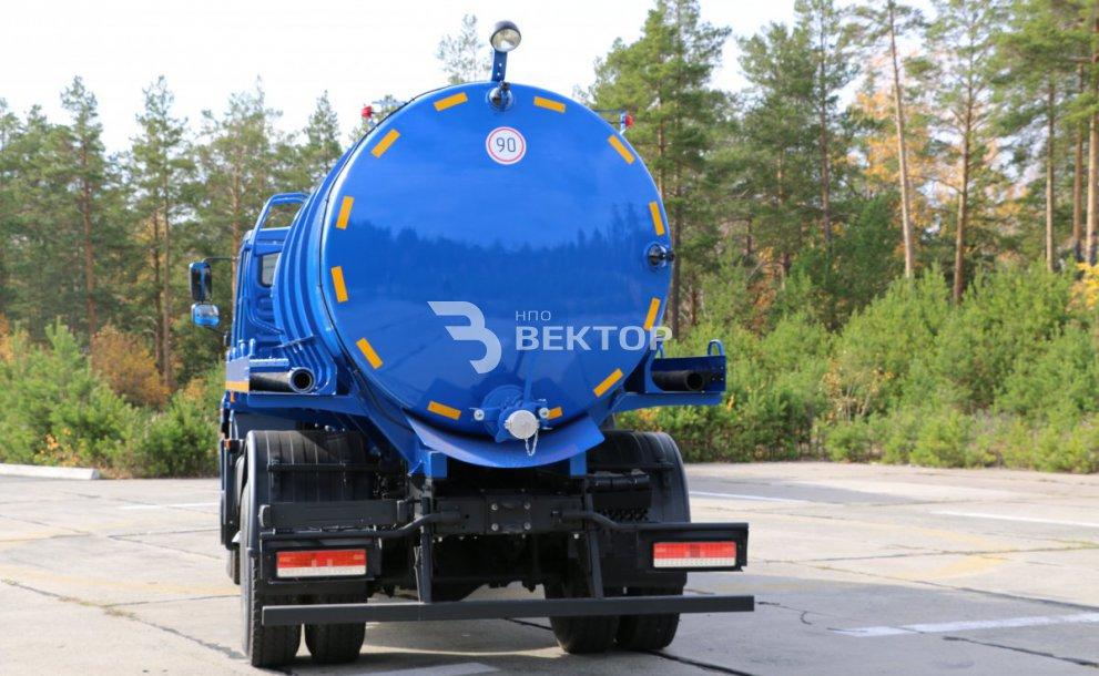 МВ-12 КАМАЗ-53605 РБА