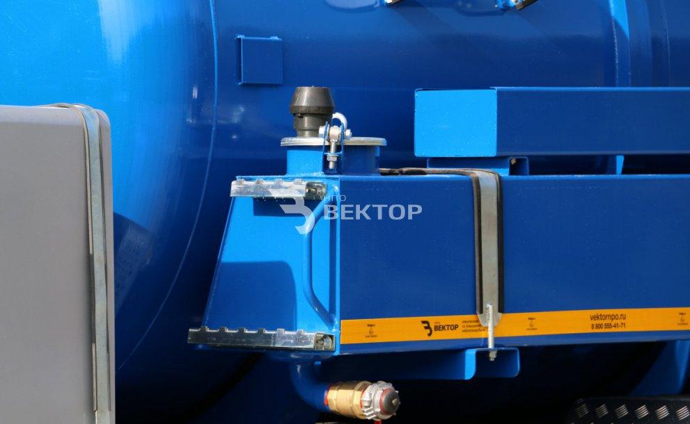 МВС-10М КАМАЗ-43118