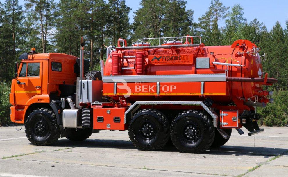 АКНС-10 КАМАЗ-43118 АТЕХ