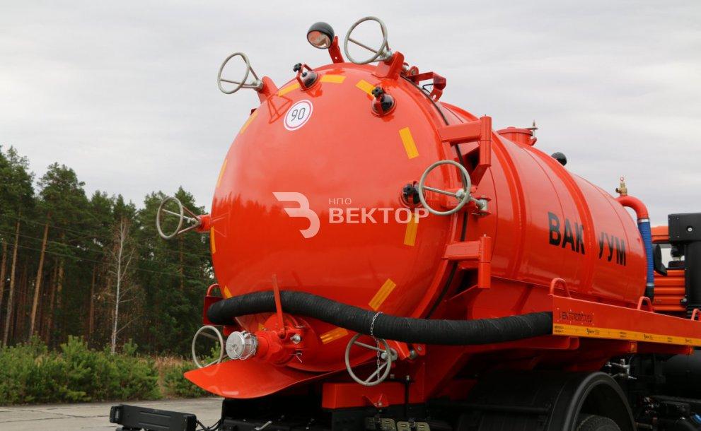 МВ-8ОД КАМАЗ-53605