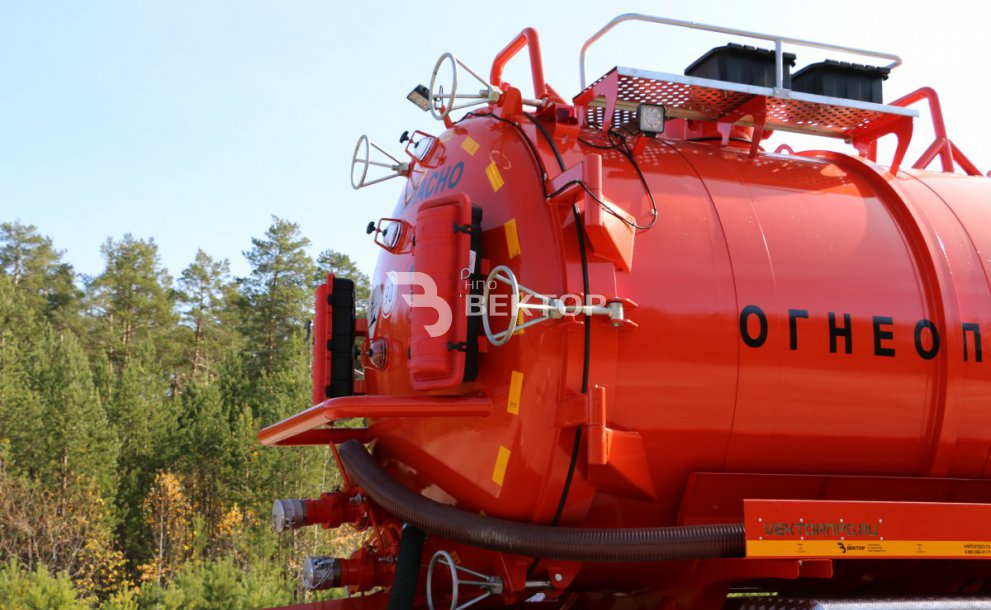 АКН-15М КАМАЗ-43118