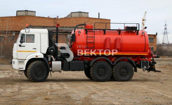 АКН-11,5 КАМАЗ-43118