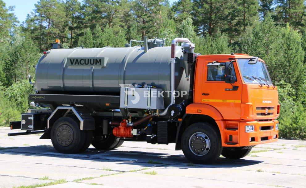 МВ-12 КАМАЗ-53605