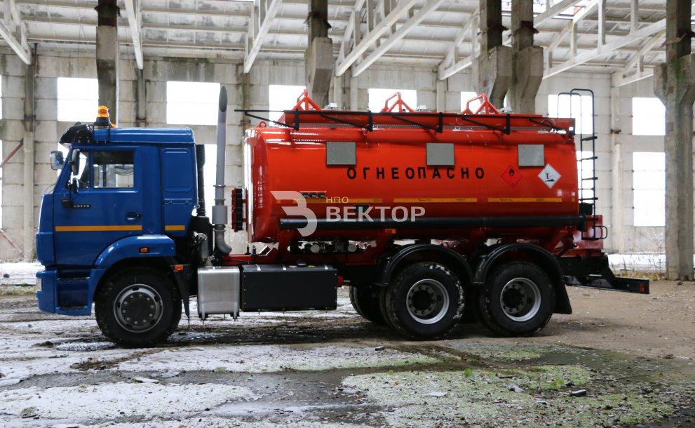 АТЗ-14 КАМАЗ-65115