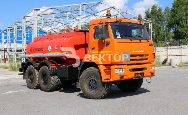 АЦ-7,5 КАМАЗ-5350