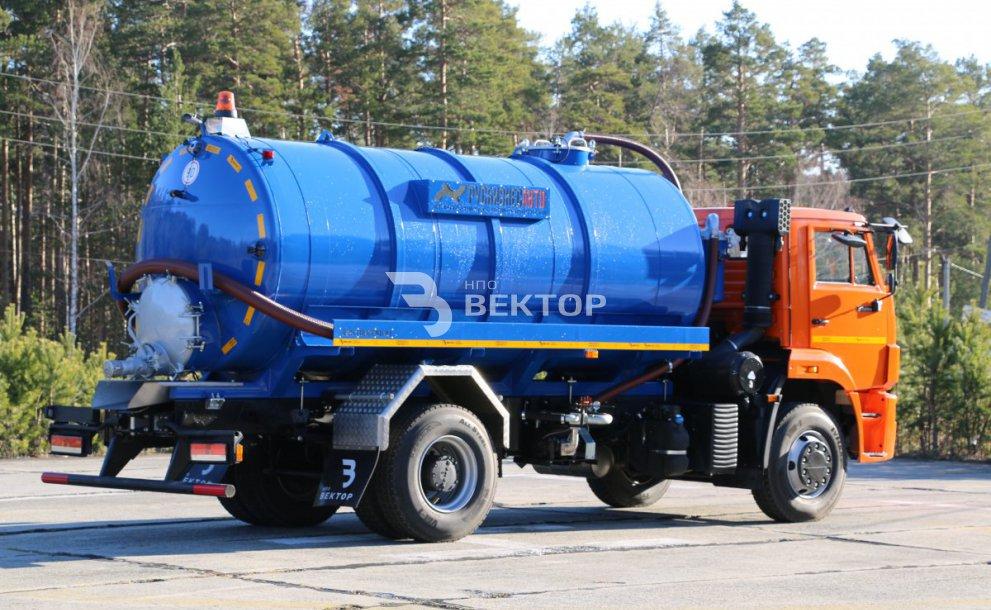 МВ-12 ТЛ740 КАМАЗ-53605