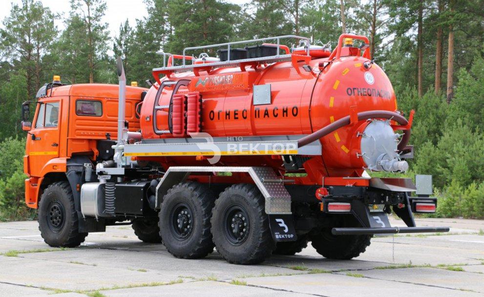 АКН-10 КАМАЗ-43118