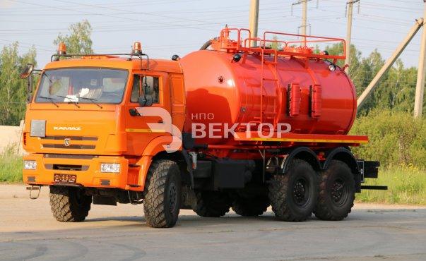 АКН-10 КАМАЗ-43118 ТЛ600