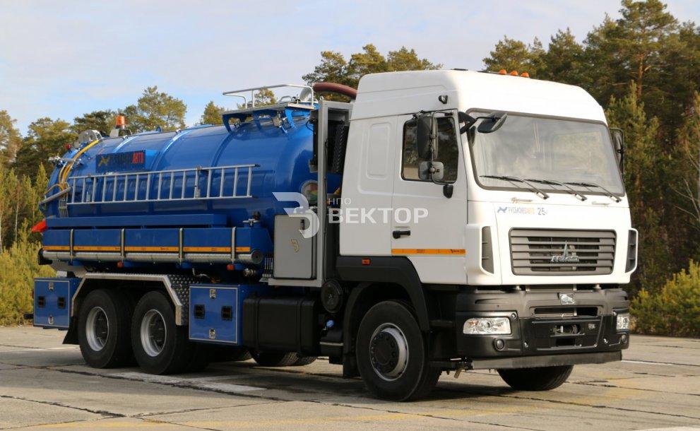 МВС-18 МАЗ-6312С9 Геркулес HOTBOX