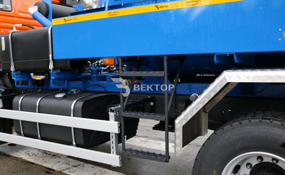 МВC-5+1 КАМАЗ-43253