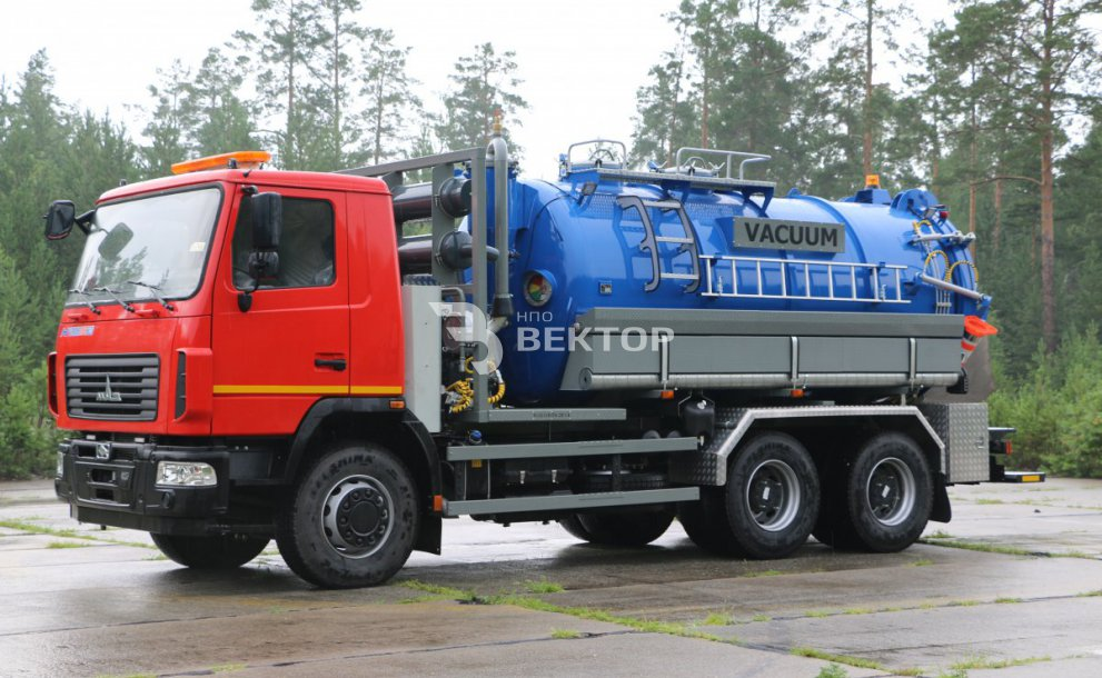 МВС-14 МАЗ-6312-26 САМСОН Generation 2
