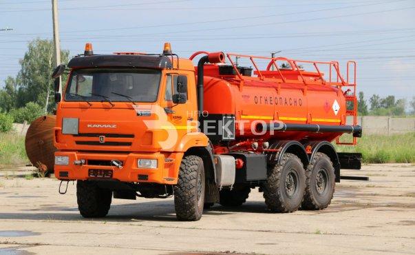 АТЗ-10 КАМАЗ-43118