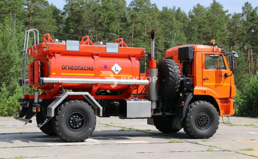 АТЗ-6 КАМАЗ-43502 РБА