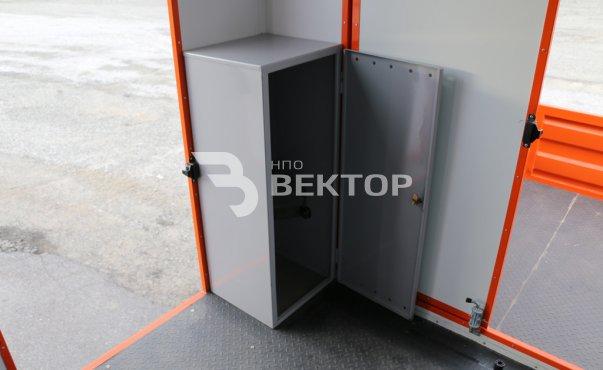 ПАРМ КАМАЗ-43502 (с открытой грузовой площадкой)
