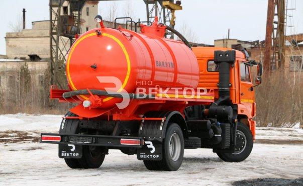 МВ-8 КАМАЗ-43253