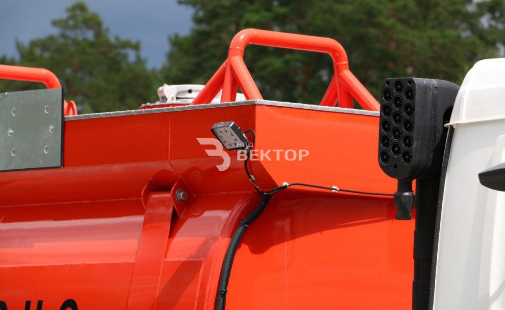 АТЗ-12 КАМАЗ-65115 BIZNES