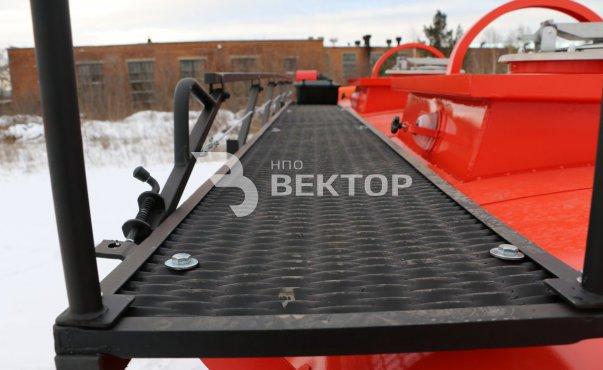 АЦН-12 КАМАЗ-65111 двухнасосный