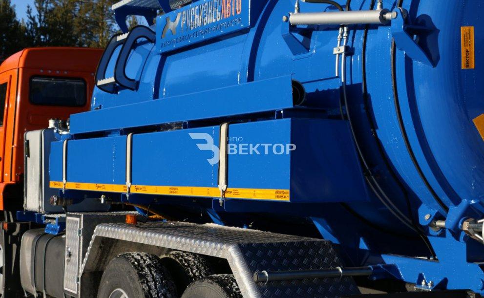 МВС-10 КАМАЗ-65115М