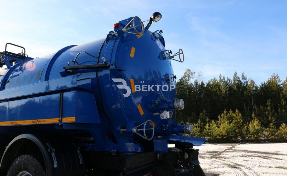 МВС-10М КАМАЗ-65115