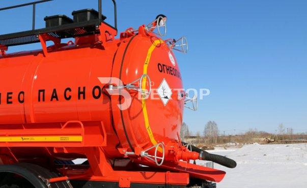 АКН-10ОДМ КАМАЗ-43118
