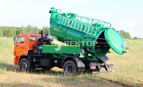 АКНС-8+1 КАМАЗ 53605