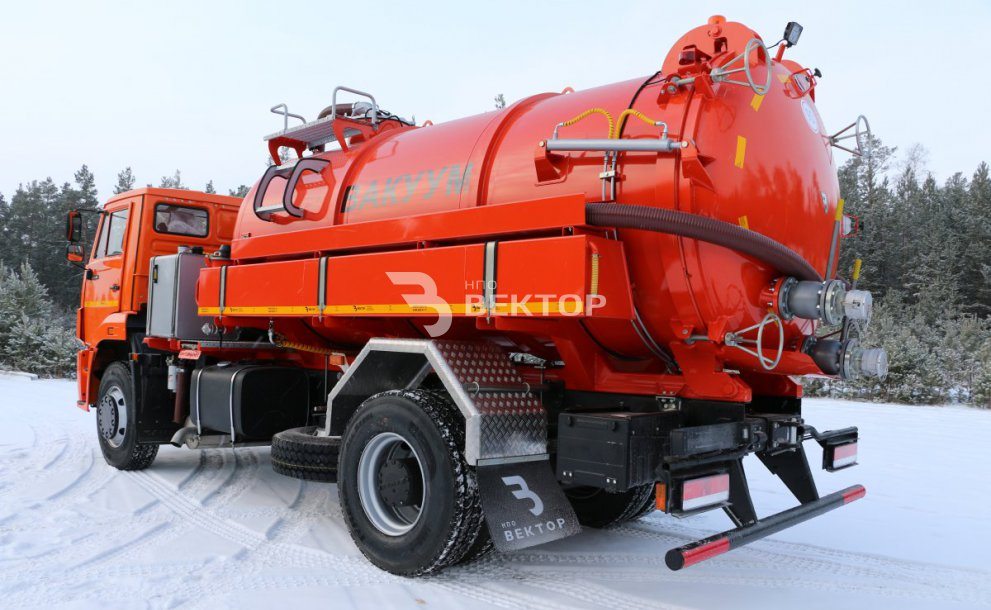 МВС-10М КАМАЗ-53605 LC-420
