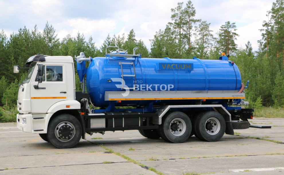 МВ-12 ТЛ600 КАМАЗ-65115