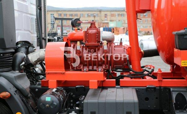АКНС-7,5 IVEKO-MLC180