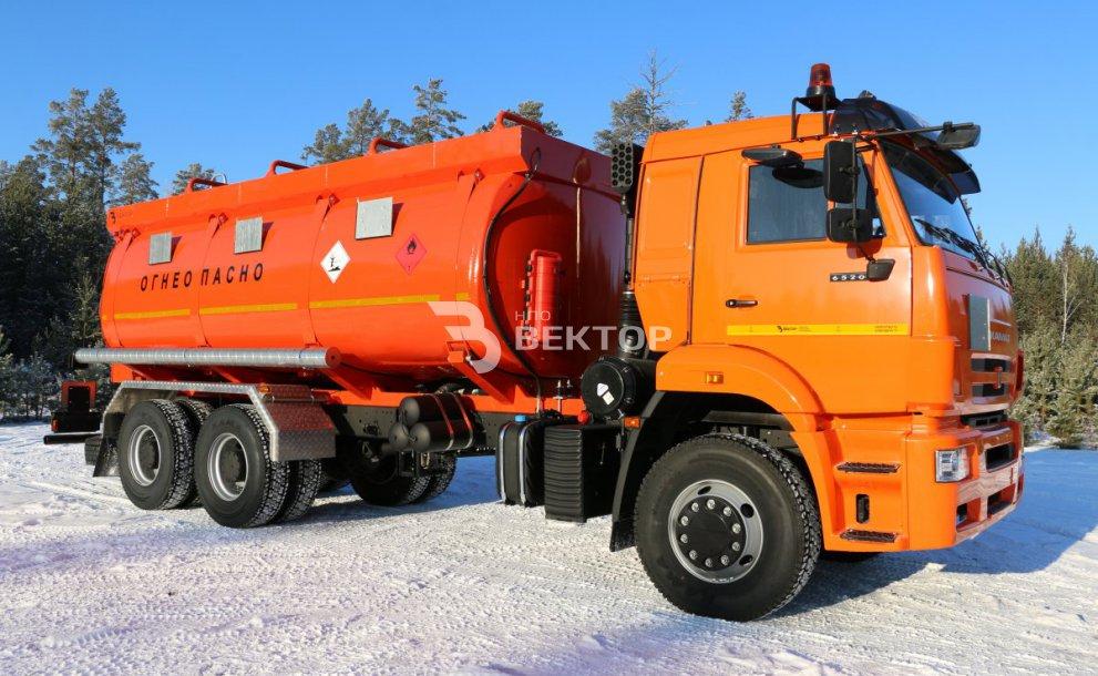 АТЗ-17М КАМАЗ-6520 VEKTORBIZNES